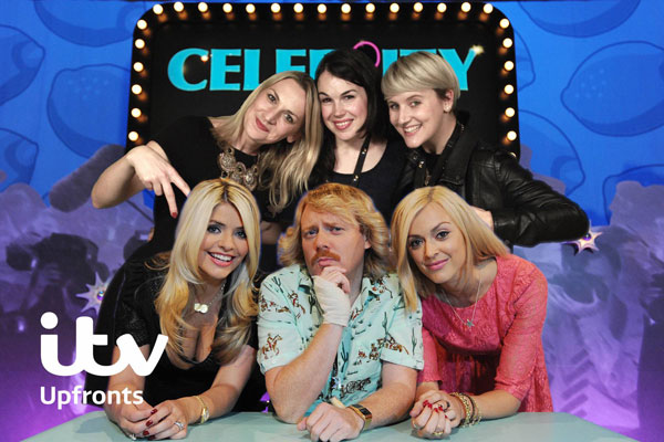 Green Screen Photo Booth image for ITV
